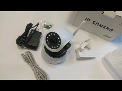 Mixmart c mara de vigilancia ip 720p hd wifi youtube - Camara de vigilancia ip wifi ...