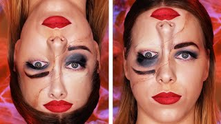 7 Scary Halloween Costume and MakeUp Ideas for Last Minute Monster Parties