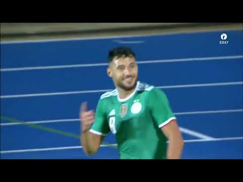 Botswana  0 - 1 Algeria