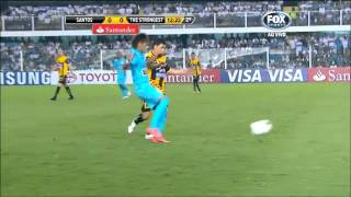 Neymar  vs The Strongest 19-04-2012 Home HD