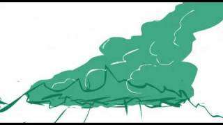 Jetpack Blues, Sunset Hues DRAFT animation