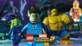 LEGO Marvel Super Heroes 2 News: More Evidence of No Fantastic Four and Silver Surfer in LMSH2