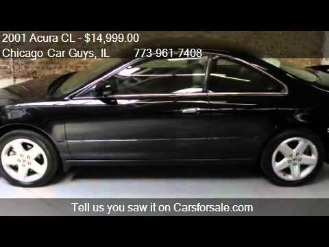 Acura CL Cl For Sale In Chicago IL YouTube - 2001 acura cl for sale