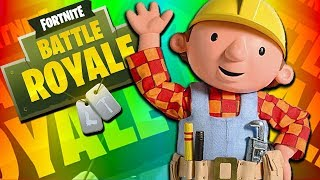 JUST BUILD EVERYWHERE!! - Fortnite with The Crew!