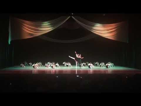 bohemian rhapsody ballet I  BalletArt Chiapas 2016