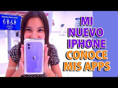 Mi NUEVO IPHONE 11 Conoce Mis APPS | Ana Emilia VIDA