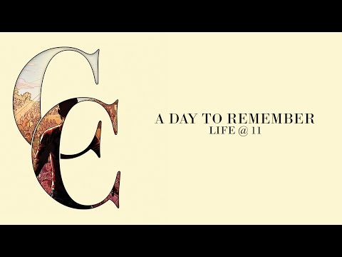 A Day To Remember - Life @ 11 (Audio)