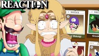 Super Smash Bros. Ultimate Animation - Spirit Shenanigans - REACTION | Luigikid Reacts