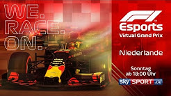 F1 Virtual Grand Prix der Niederlande