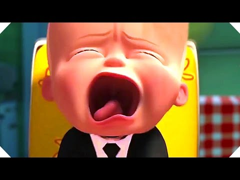 THE BOSS BABY : ALL the Movie Clips + Trailers Compilaton !
