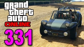 Grand Theft Auto 5 Multiplayer - Part 331 - Horse Track GTA Race (GTA Online Gameplay)