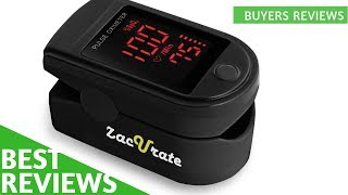 Best Selling Pulse Oximeters USA 2019? Zacurate Pro Series 500DL Fingertip