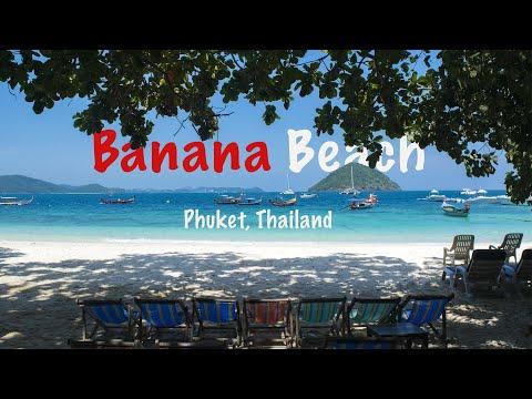 Banana Beach Koh Hey (coral) Island Phuket
