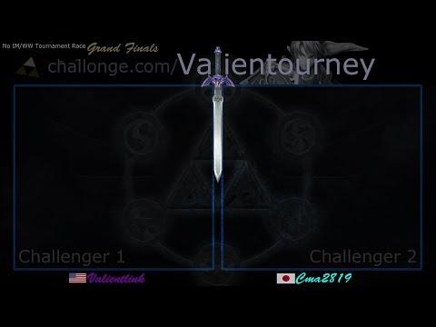 2018 No IM/WW Grand Finals Round 1 Tournament Race Restream - Valientlink vs. Cma2819