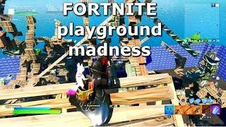 10 minutes of playground madness (fortnite xim apex)