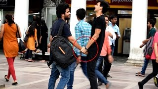 PENIS HANDSHAKE | PRANK GONE WRONG |  Indian Edition | AVRprankTV Ft. Rishabh Rai