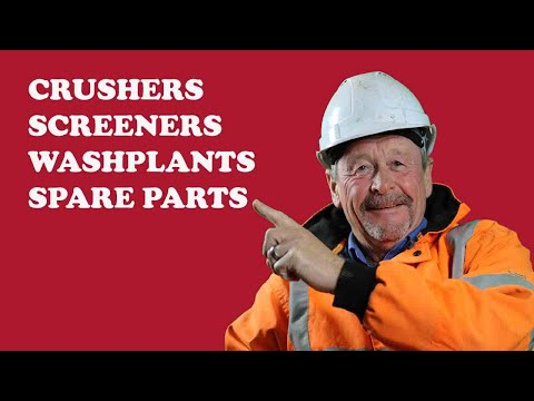 Crushers, Screeners, Waste Sorting Stations , Washplants And More