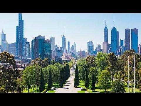 22. Melbourne --Top City Skylines--