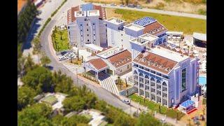 Diamond Elite Hotel Spa 5 Adults Only 16 Сиде Турция обзор отеля территория все включено