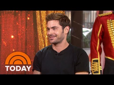 Zac Efron Talks About New Movie 'The Greatest man' And Runs Into Ed Sheeran!  TODAY