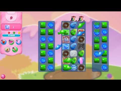 Candy Crush Saga Level 3237 NO BOOSTERS