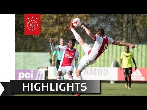 Highlights Ajax - Telstar