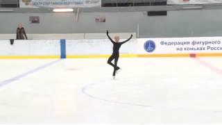 Алина Гобачева, Зональное Первенство России (мл возраст), прыжковые