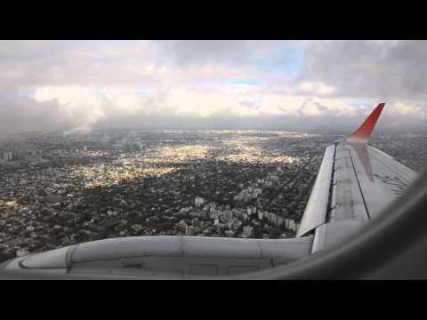Aterrizando en Buenos Aires - Landing in Bs As