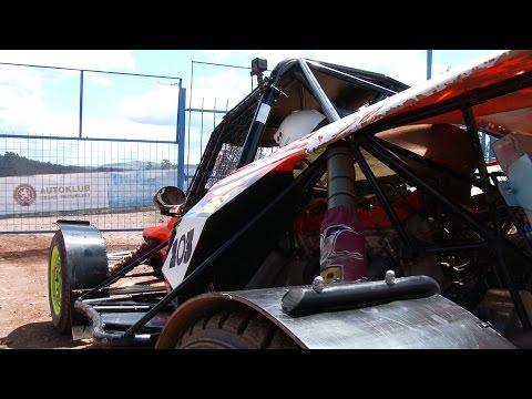 FIA Autocross 2016 - Nová Paka