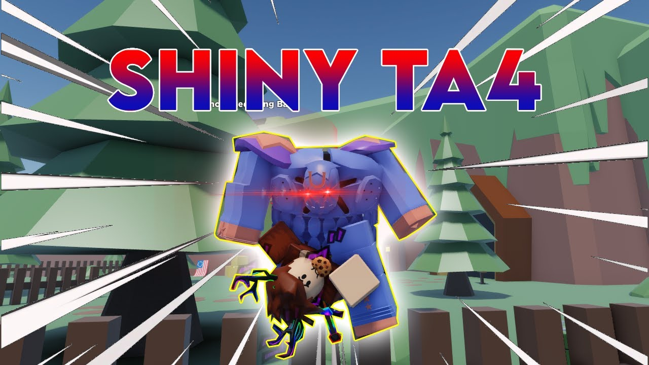 Finally Obtaining Shiny TA4.. [A Bizzare Day]