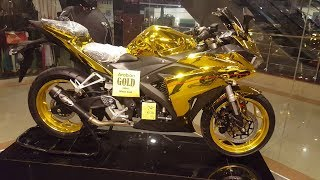 KEYONE MOTORSPORT IN FAISALABAD HEAVY BIKES R1, R3 ,YAMAHA R6 MODEL