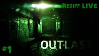 Outlast Ep.1 : Mountain Asylum [Rediff LIVE] - Quartzall.