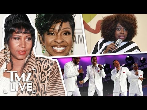 Aretha Franklin: Star-Studded Memorial Service | TMZ Live