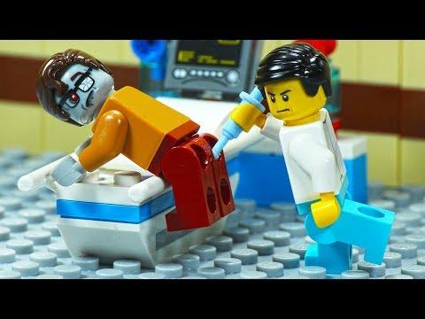 Lego City Virus Fail - Antidote