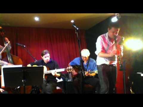George Trebar's Rhythme Futur - Gypsy style jazz and swing