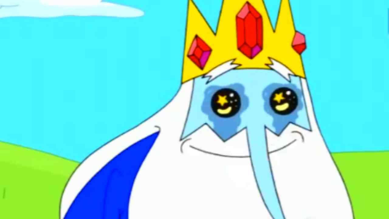 adventure time card wars - farming ice king level 90