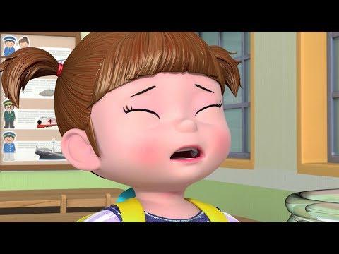 Kongsuni and Friends 128 | Where's My Friend? | HD | English Full Episode | Cartoons For Children