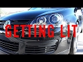watch he video of Installing Helix Projector headlights