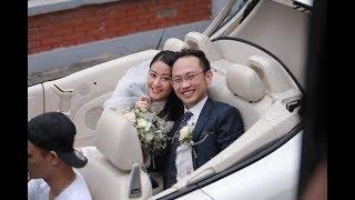 Lễ ăn hỏi của BTV xinh đẹp Phí Linh và chú rể Lê Hoàng Linh (Phó trưởng phòng VTV4).