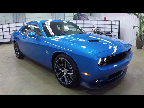 Mopar Tricked Out Dodge Challenger At Ny Auto Show
