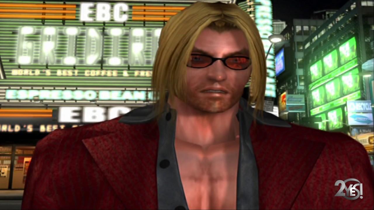 Tekken 4 Paul Phoenix Story Ending 1080p 60fps Youtube