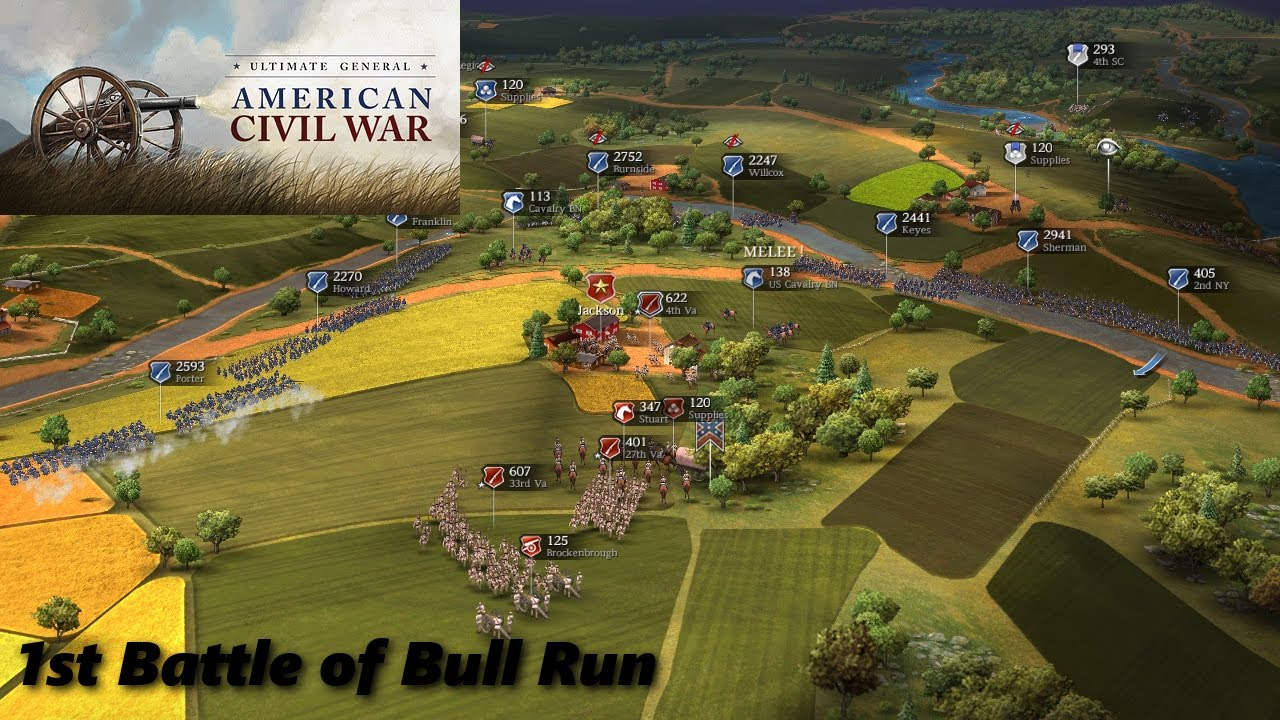 the search for the battle of the bull runs general This site features a detailed description of the battle of bull run, with pictures and  photographs  the plans of the president and general scott were to send  mcdowell against  on the southern side we find equally striking, characters.