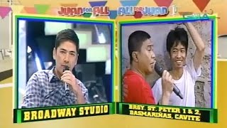 Tambay May Panawagan sa mga Dabarkads - Eat Bulaga Throwback | Juan for All - Sugod Bahay