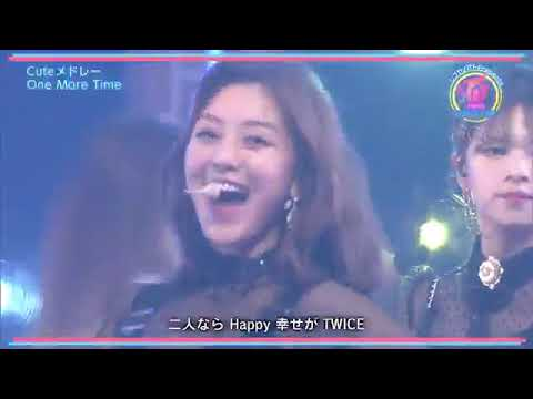 [NHK] Twice - Candy Pop, One More Time, Likey 180928