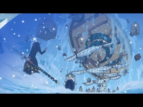 Trafalgar Law Attack's After Timeskip