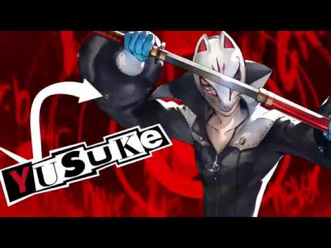 Persona 5: Yusuke Kitagawa Introduction Trailer