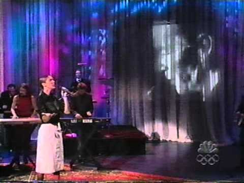 All The Way - Celine Dion (Live at the Tonight Show/Jay Leno 1999)