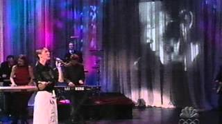 All The Way Celine Dion Live at the Tonight Show Jay Leno 1999