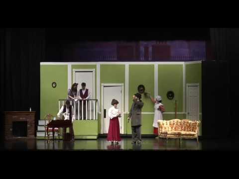 Mary Poppins - NBTHS Alchemist Theatre Company 2016