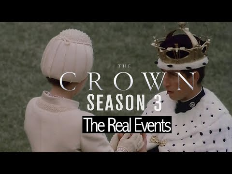 The Crown - Season 3: The Real Events | British Pathé